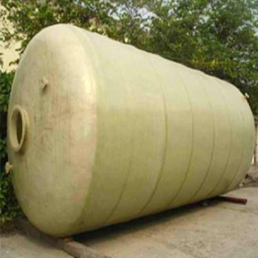 小区100立方缠绕玻璃钢化粪池 隔油池 工厂玻璃钢储罐厂家直销