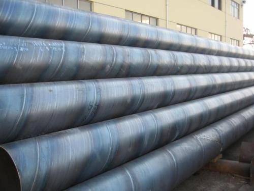 2005年工厂生产螺旋钢管 专做大口径螺旋钢管和厚壁螺旋钢管 国标品质 通过石油部标准示例图2