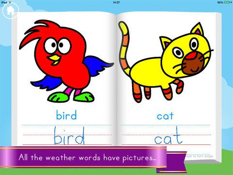 My Everyday Words Book Free - Letter Tracing Activity Book