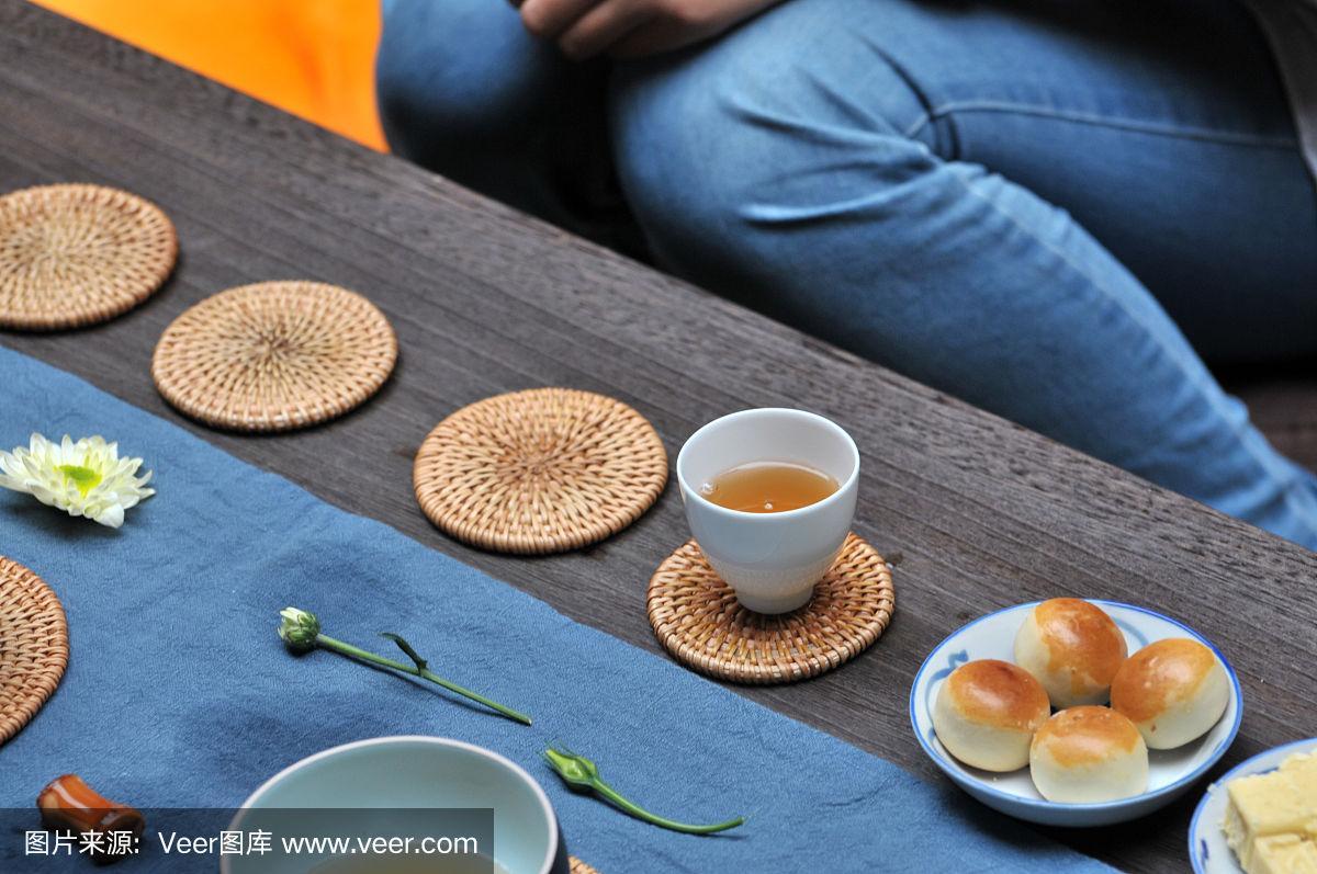 茶道,中国茶,月饼,手指,成都,浓咖啡,冷饮,茶壶,陶瓷制品,纸杯蛋糕