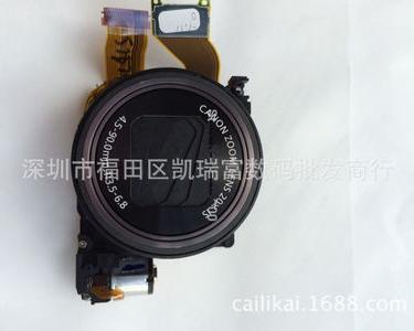 原装 成色佳 佳能 PC1743 SX240 SX260 镜头 镜头 伸缩镜头 带CCD