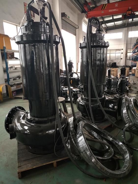 大型化工厂潜污泵 无