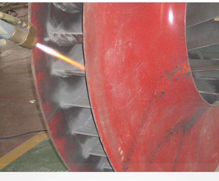 鎳基合金粉噴涂加工 表面耐磨防腐加工 碳化鎢噴涂 耐磨防腐噴涂 摩擦耐磨表面涂層