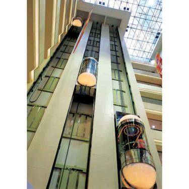 定制家用别墅观光电梯二三四五六层  电梯厂家直销