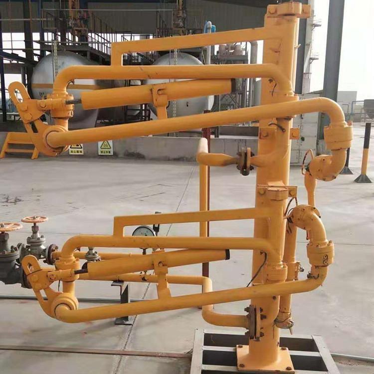 液化气装车鹤管结构图(图1)