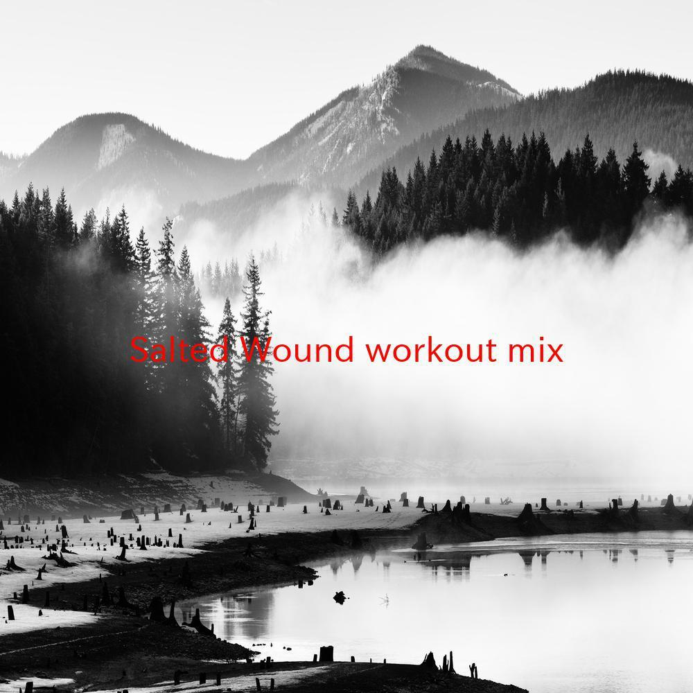 Salted Wound (workout mix) (Instrumental version originally performed by Sia) -