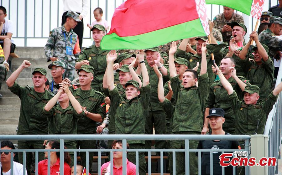 China wins International Army Games 2018 contest (1/9)