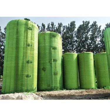 东莞厂家定做防水防腐蚀抗老化工业用玻璃钢化粪池盈利容器